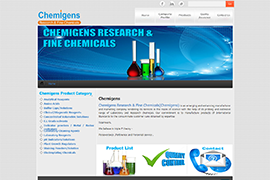chemigens.com | CGtech It services